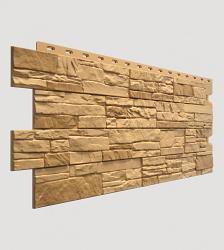 Фасадная панель Stein, бронза