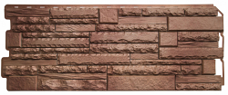 Панель Скалистый камень, Пиренеи, 1170х450мм