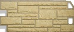Панель Камень, Желтый, 1130х470мм