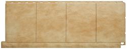 Панель Фасадная плитка, Травертин, 1160х450мм