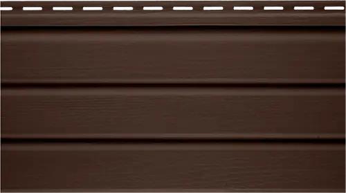 """Планка """"софит"""" коричневая Т-19 - 3м."""