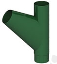 Тройник трубы