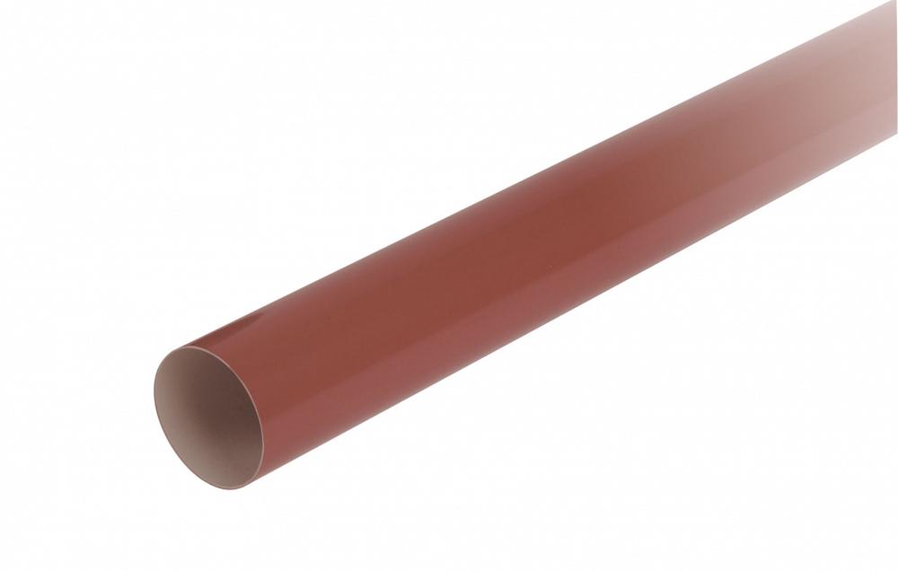 Водосток Nicoll (николь) - Труба водосточная D-50-4m - водосточная система Lg 25 полукруглый профиль - купить