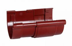 Водосток Nicoll (николь) - Компенсатор клеевой D 115мм - водосточная система Lg 25 полукруглый профиль