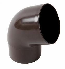 Водосток Nicoll (николь) - Отвод 87 градусов D 80mm - водосточная система Vodalis (lg29)